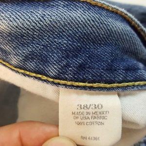 Polo by Ralph Lauren Jeans - Polo Ralph Lauren Men Jeans Straight 38x30 (40x32)